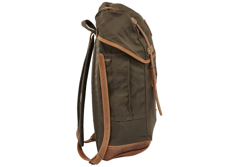 fj llr ven no 21 rucksack large dark olive. Black Bedroom Furniture Sets. Home Design Ideas