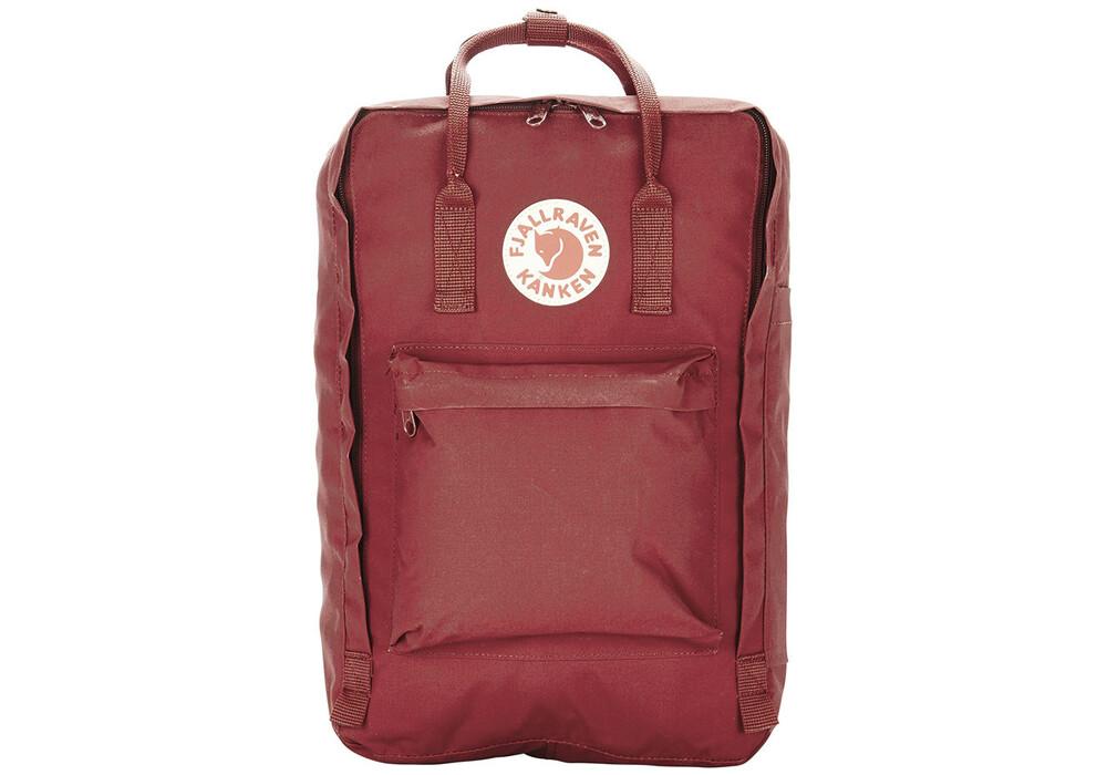 fj llr ven k nken laptop 17 backpack ox red. Black Bedroom Furniture Sets. Home Design Ideas
