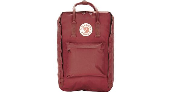 fj llr ven k nken laptop 17 backpack red at. Black Bedroom Furniture Sets. Home Design Ideas