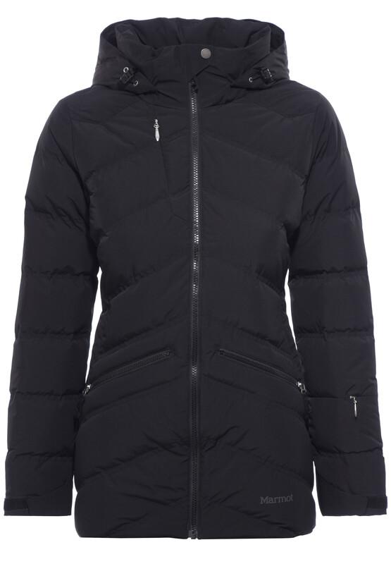 Marmot Val D'Sere Down Jacket Women Black L 2018 Winterjacken, Gr. L