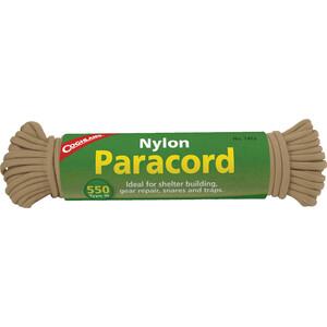 Coghlans Paracord 15,25m, marrone marrone