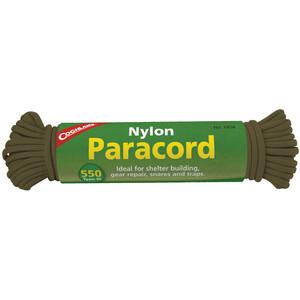 Coghlans Paracord 15,25m, verde oliva verde oliva