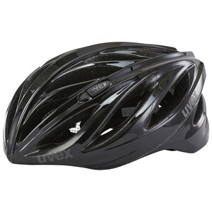 UVEX Boss Race LTD Helm black black