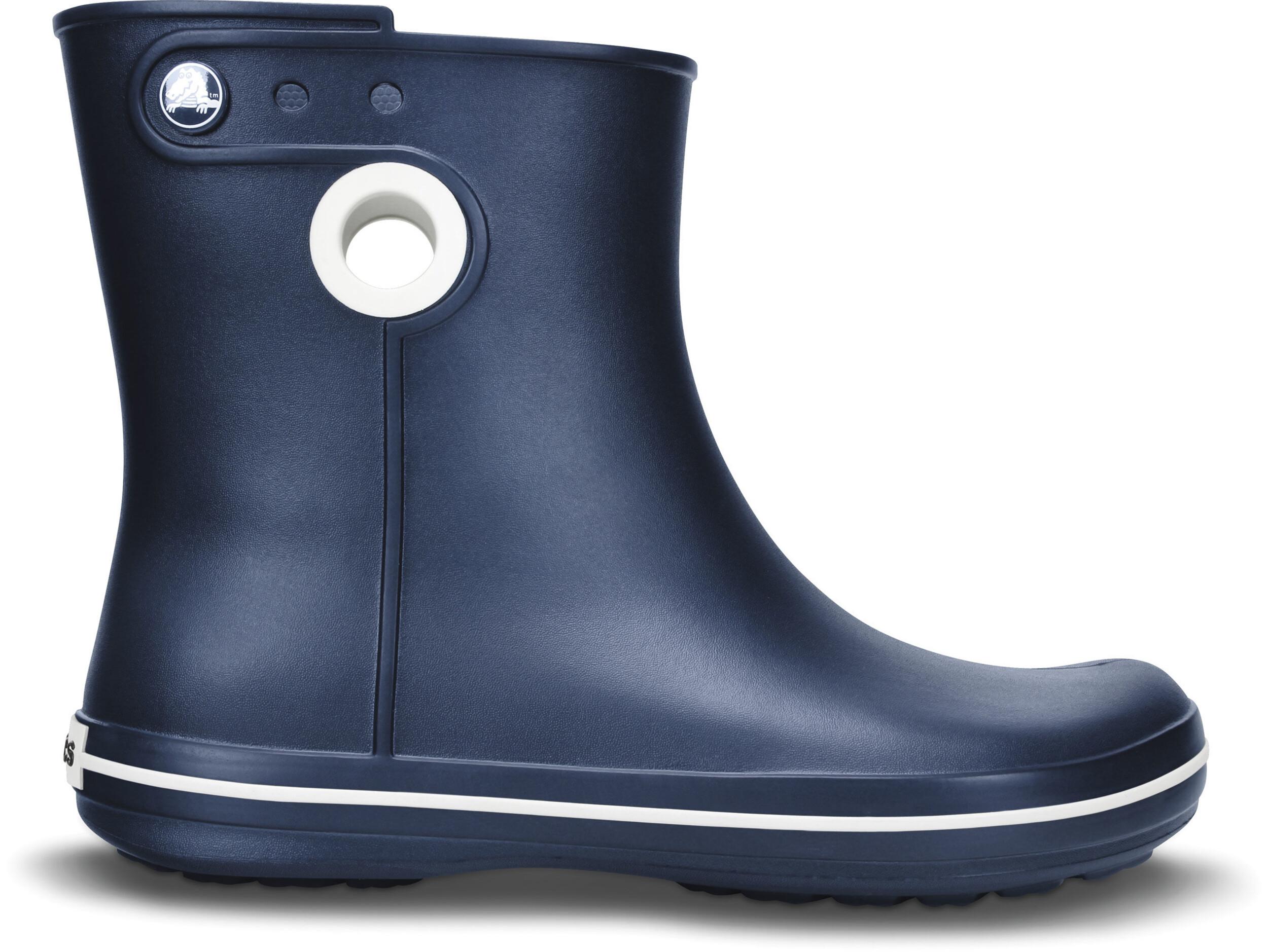 Crocs Jaunt Shorty Gummistøvler Damer blå | Find outdoortøj, sko & udstyr på nettet | CAMPZ.dk