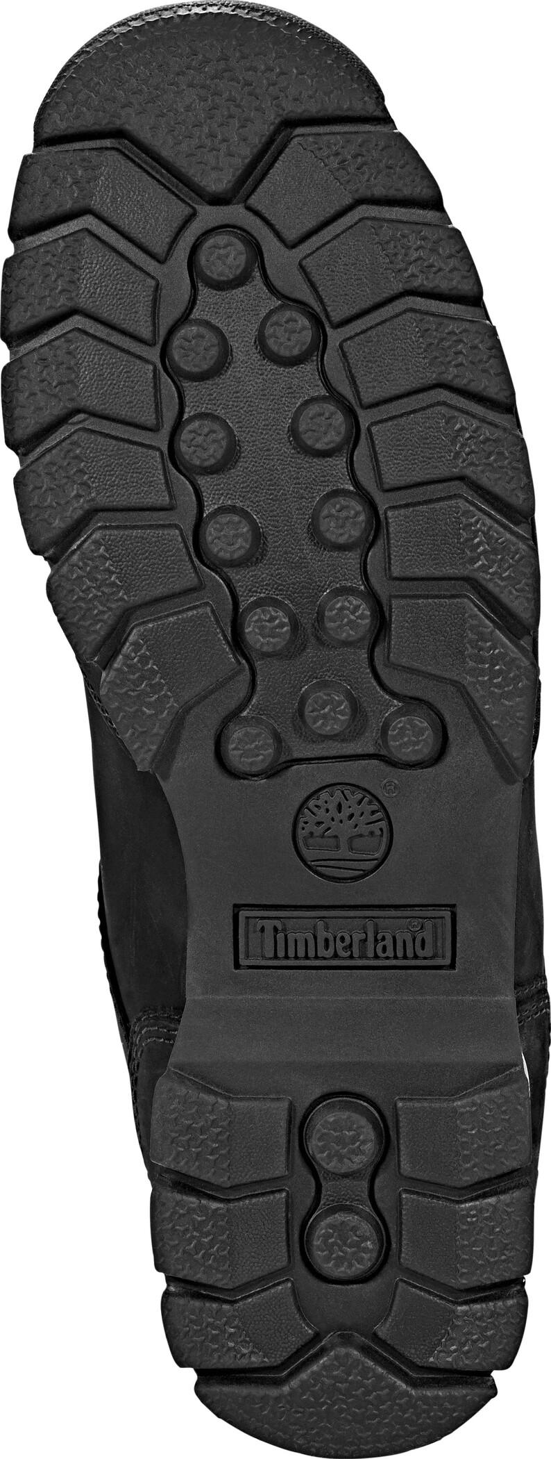 Timberland Splitrock 2 Wanderschuhe Herren black nubuk