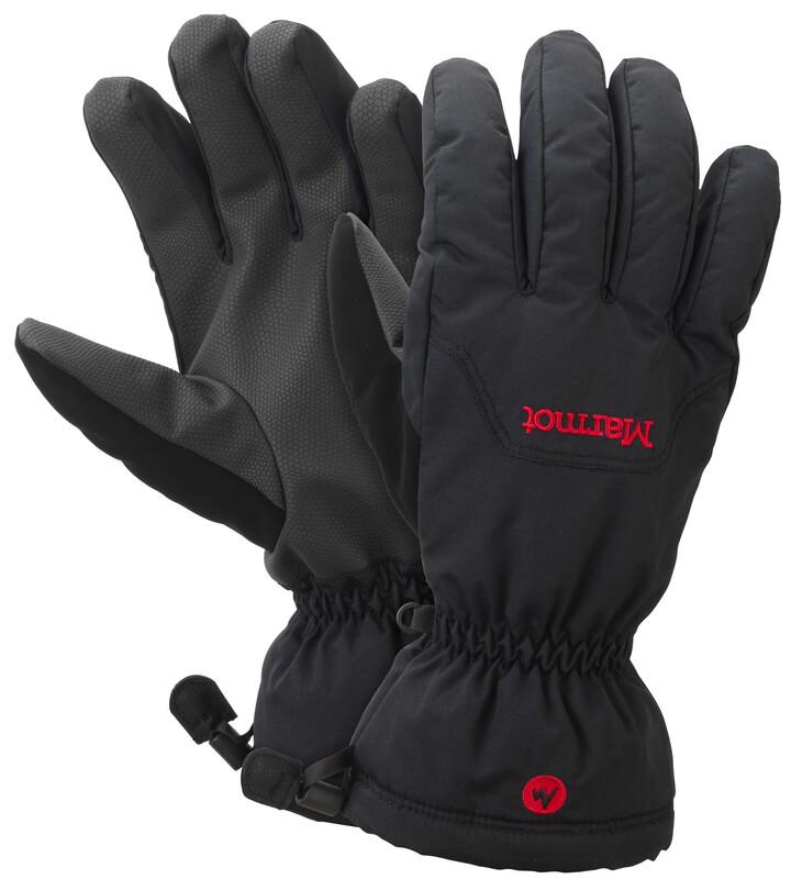 Marmot On Piste Gloves Black S 2018 Winterhandschuhe, Gr. S