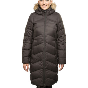 Marmot Montreaux Mantel Damen black black