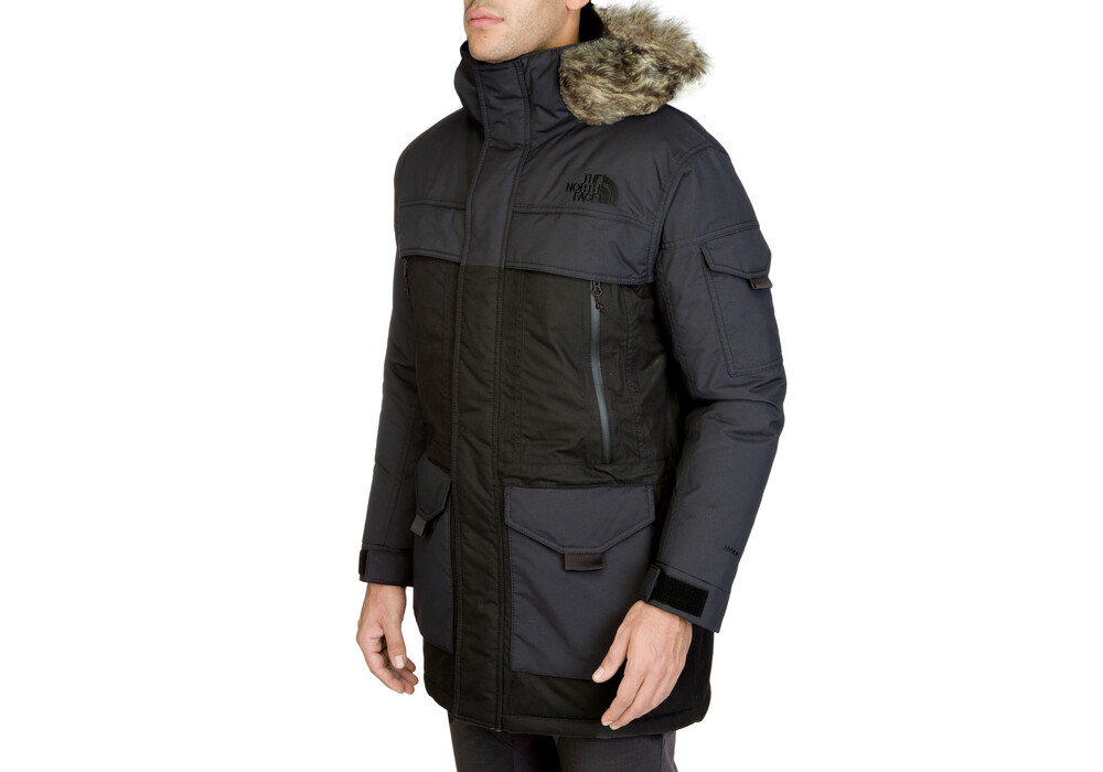 the north face mcmurdo 2 parka homme noir sur. Black Bedroom Furniture Sets. Home Design Ideas