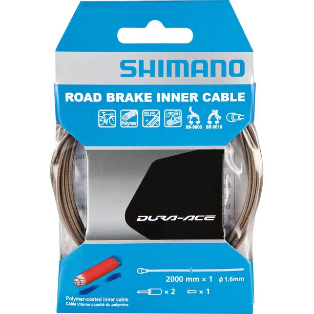 Shimano Dura-Ace BC-9000 Brake Cable med polymerytskikt grey