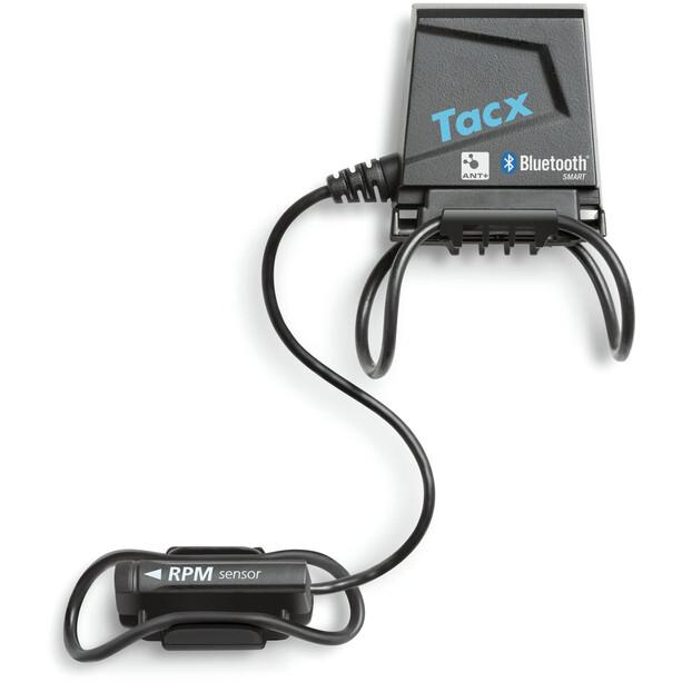 Tacx Smart Sensor ANT+ und Bluetooth Geschwindigkeits- und Trittfrequenzsensor