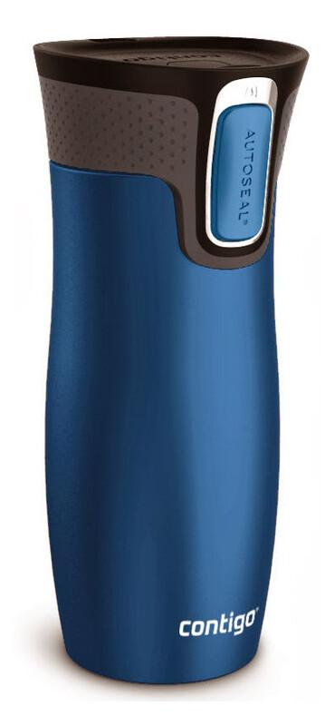 Autoseal West Loop Insulated Mug 470ml monaco blue 2018 Becher, Tassen & Gläser