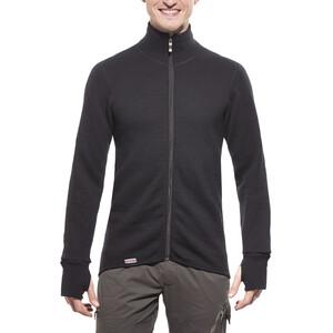 Woolpower 600 Full-Zip Jacke black black