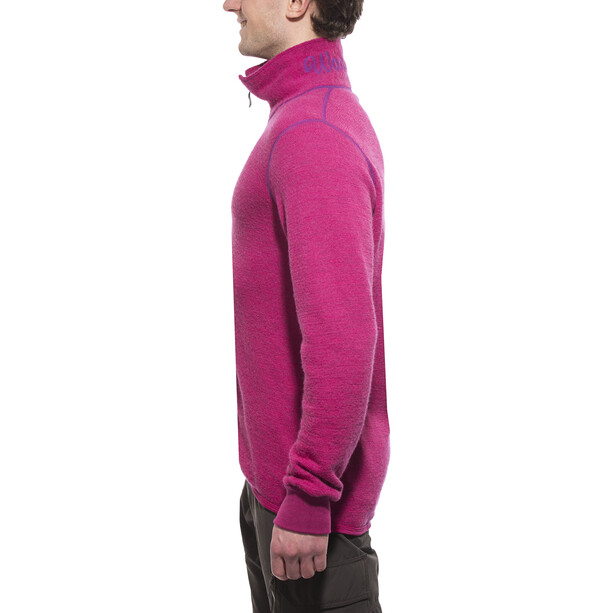 Woolpower 400 Colour Collection Full-Zip Jacke cherise/purple