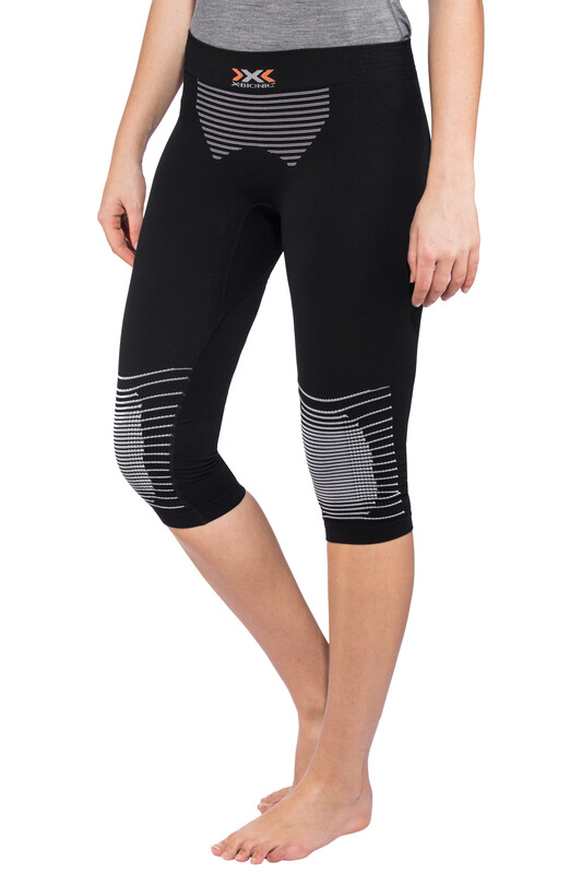 X-Bionic Energizer MK2 Pants Medium Lady black/white XS 2018 Lange Unterhosen, G