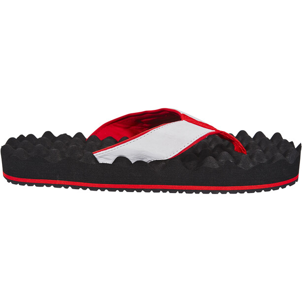 Red Chili Slipper La Ola Schuhe Damen white