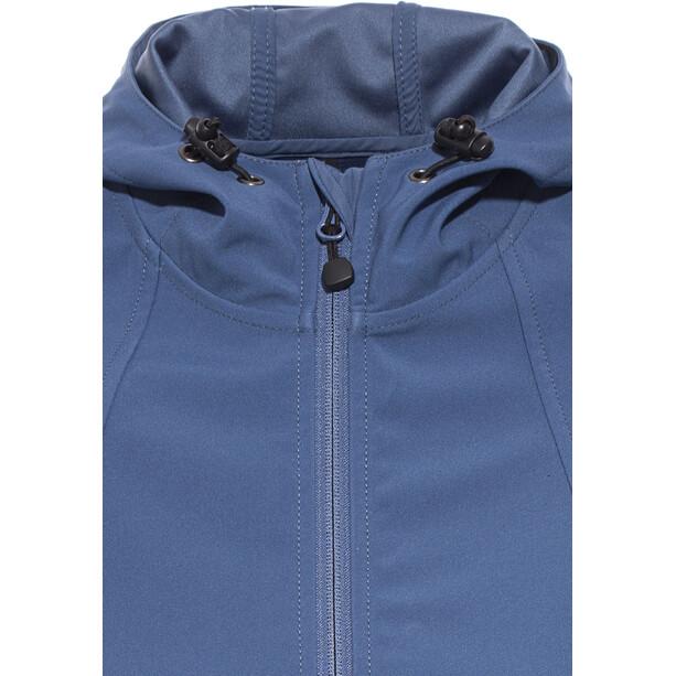 axant Alps Softshell Jacke Damen ensign blue