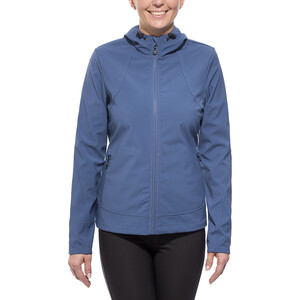 axant Alps Softshell Jacke Damen ensign blue ensign blue