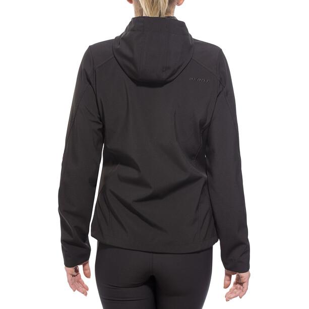axant Alps Softshell Jacke Damen schwarz