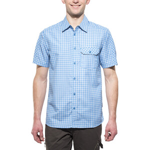 axant Alps Reisehemd Agion Active Herren blue check blue check