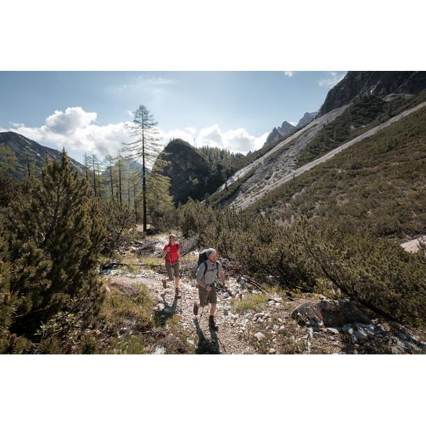 axant Alps Reisehemd Agion Active Herren rot