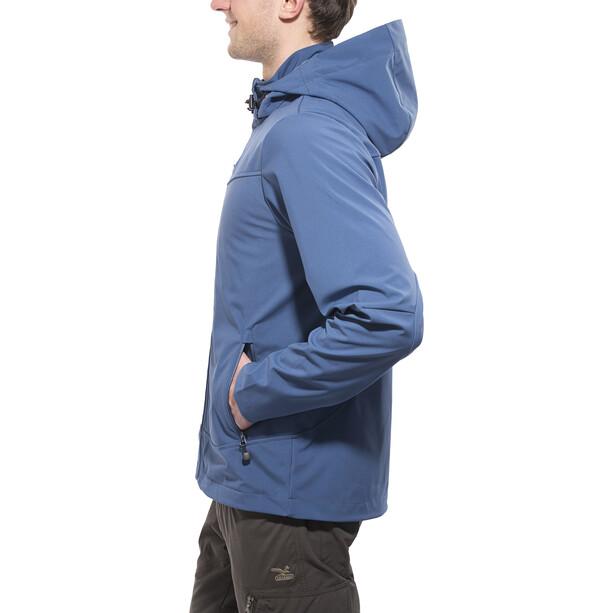 axant Alps Softshell Jacke Herren blau