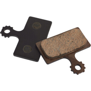 Red Cycling Products Shimano XTR/BR-M985 Disc Brake Pads Semi-Metallic