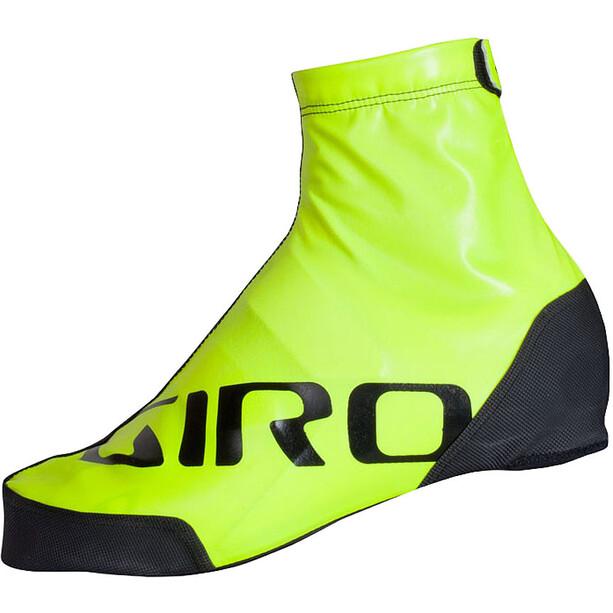Giro Stopwatch Aero Schuh Cover highlight yellow