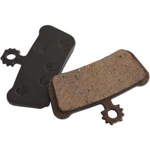 Red Cycling Products Avid XO Trail Disc Brake Pads 4-Piston Semi-Metallic