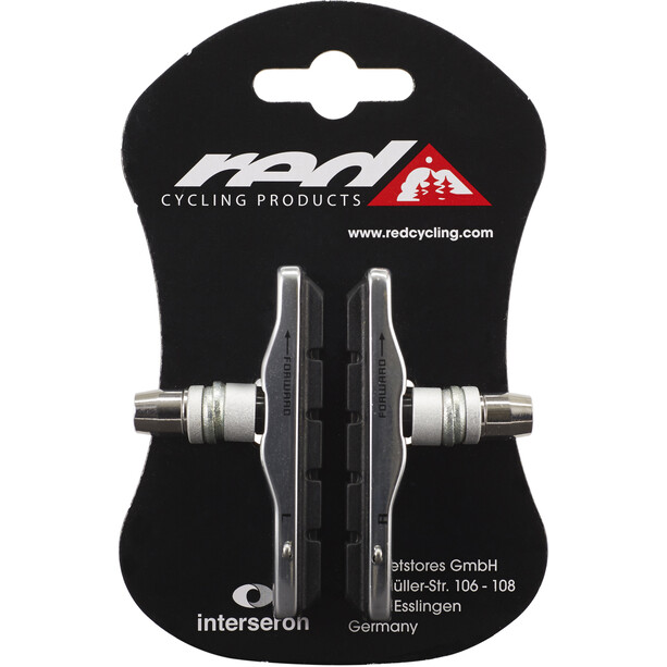 Red Cycling Products Cartridge Patins de frein 72mm