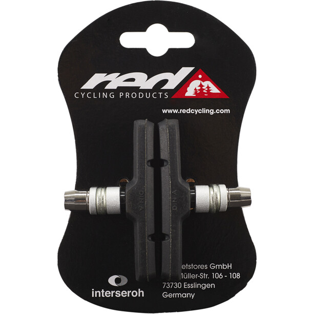 Red Cycling Products Allround Bremsschuhe 70mm für V-Brake