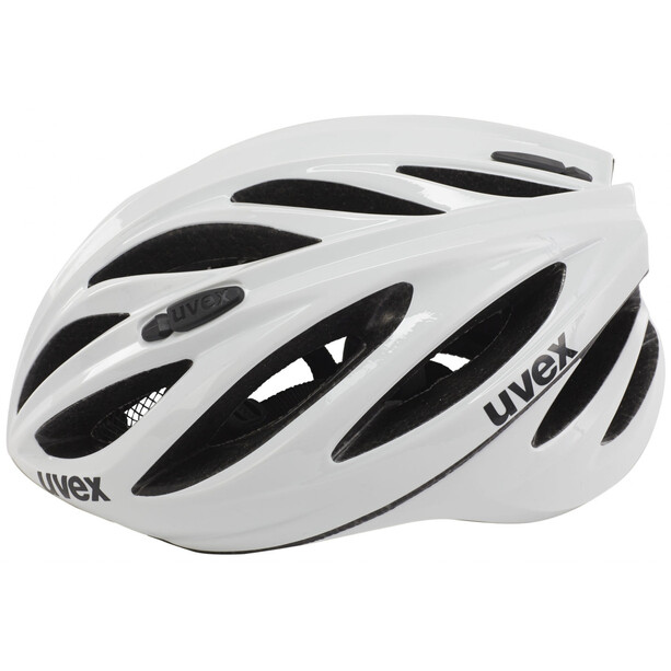 UVEX Boss Race LTD Helm white
