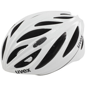 UVEX Boss Race LTD Helm white white