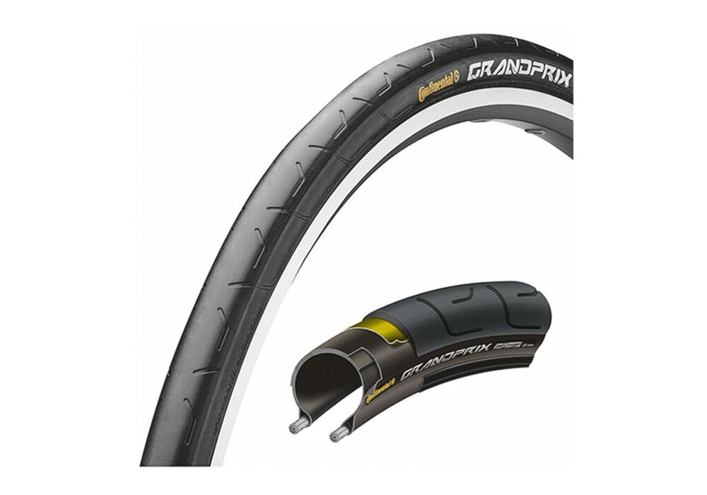 continental grand prix pneu 28 559 rigide noir. Black Bedroom Furniture Sets. Home Design Ideas