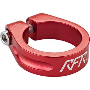 Cube RFR Sadelklämma röd röd