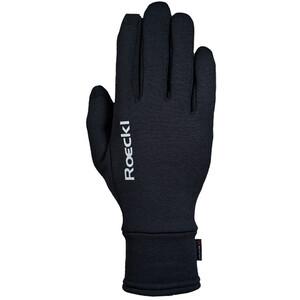 Roeckl Kailash Handschuhe schwarz schwarz