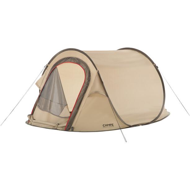 CAMPZ Parkland 2P Zelt beige