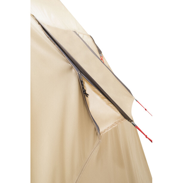 CAMPZ Lakeland 5P Zelt beige