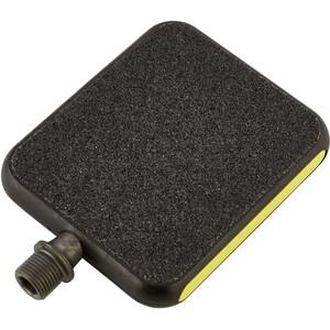 Moto Reflex Pedaler svart/gul svart/gul