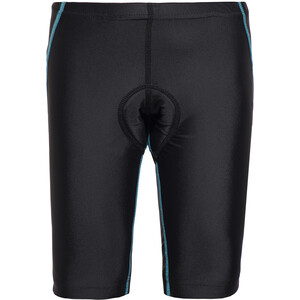 Cube Junior Fahrrad Shorts Kinder black'n'blue black'n'blue