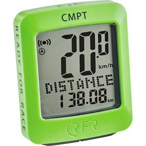 Cube RFR CMPT Fahrradcomputer green green