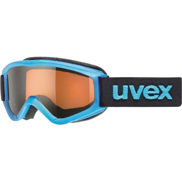 UVEX speedy pro laskettelulasit Lapset, sininen/musta