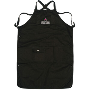 Muc Off Apron Garage Apron ブラック