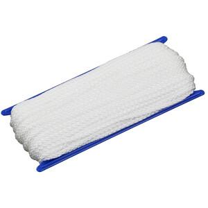 CAMPZ Allzweckleine 20m 4mm weiß weiß