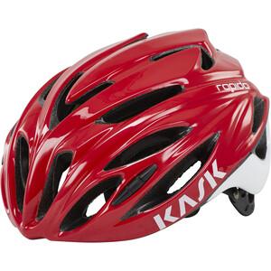 Kask Rapido Helmet red red