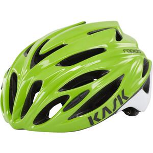 Kask Rapido Helmet green green