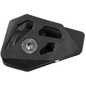 Reverse Lower Guide Ersatzteil für X1 schwarz schwarz