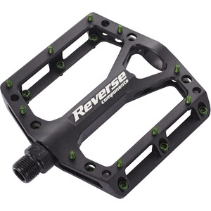 Reverse Black One Pedals black/dark green black/dark green