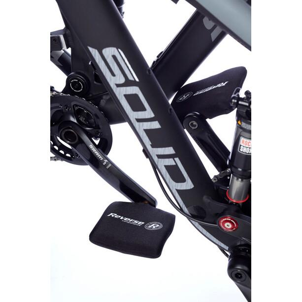 Reverse Pedal Pocket Set, noir