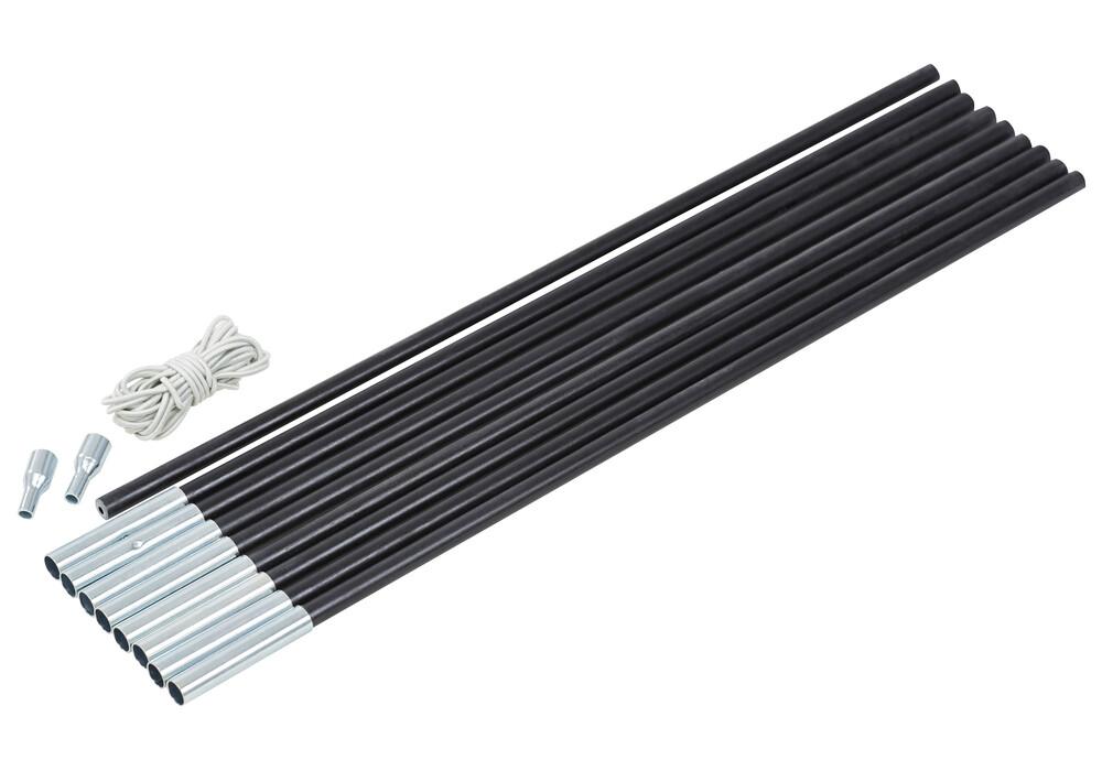 Campz varillas para tienda fibra de vidrio 4 55m x - Varillas fibra de vidrio ...