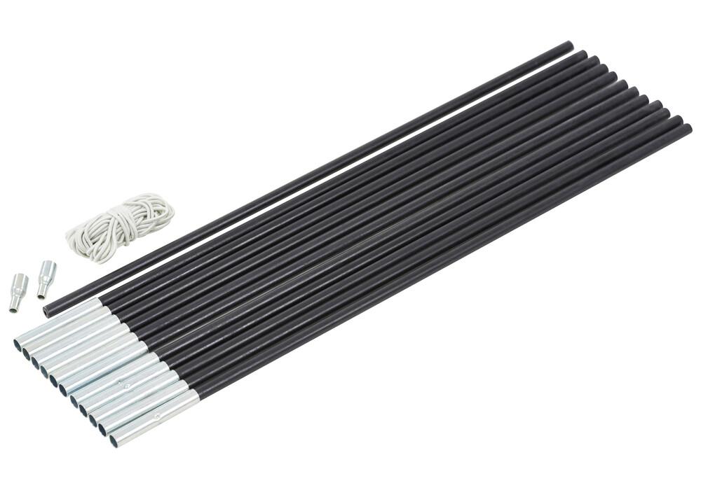 Campz varillas para tienda fibra de vidrio 6m x 9mm - Varillas de fibra de vidrio ...